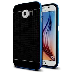 Etui Coque NEO Hybrid pour Apple Iphone 5&5S Satin Silver