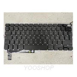 "MacBook Pro 15,4"" unibody - Clavier qwerty US"