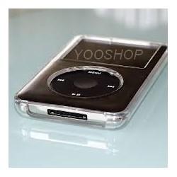 Etui Crystal pour Apple Ipod Classic 160/120 go