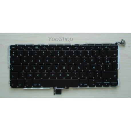 Nappe de rétro éclairage pour clavier Azerty Apple macbook pro 15.4 unibody