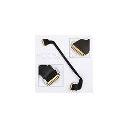 "Câble vidéo LCD LED LVDS macbook pro unibody 15"" A1286"