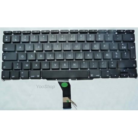 clavier azerty apple macbook air 13 a1369 apr s octobre. Black Bedroom Furniture Sets. Home Design Ideas