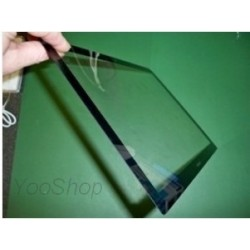 "Macbook pro 13.3"" Unibody - Vitre glass."