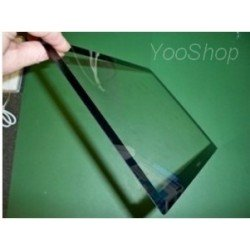 "Vitre glass pour Macbook pro 17"" Unibody"
