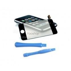 Vitre pour Ipod Touch V2 + outils + film