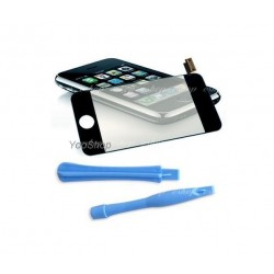 Vitre pour Ipod Touch V3 + outils + film