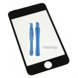 Vitre tactile pour Ipod Touch V1 + outils + film
