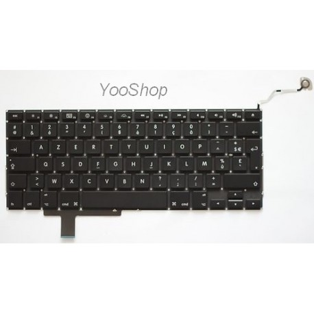 "Clavier azerty Macbook pro 17"" A1297 unibody tout modèle"