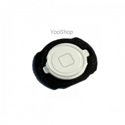 Bouton home blanc ipod touch 4