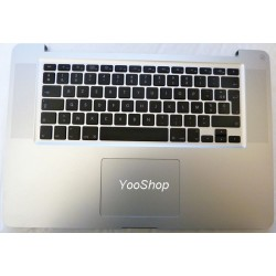 "Reconditionné Topcase clavier sans trackpad Apple Macbook pro 15"" Unibody Mi 2011"