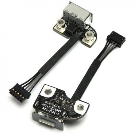Câble d'alimentation DC-IN magsafe Apple macbook pro 13 & 15 unibody - 820-2565-A