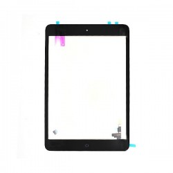 iPad mini 1 - Vitre glass tactile noir