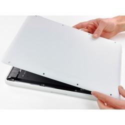 Neuf 661-5975 Coque Inférieure Macbook Blanc Unibody A1342 Lower Bottom case