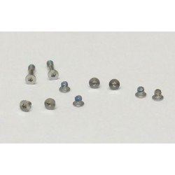 "Lot 10 vis bottom screw set pour Apple Macbook Air 11"" A1370"
