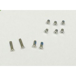 "Lot 10 vis bottom screw set pour Apple Macbook Air 13"" A1304 A1237"