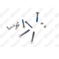 """Lot de vis bottom screw set pour Apple Macbook 13"""" blanc ou noir A1181 A1185"""