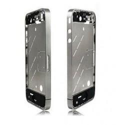 Chassis bezel contour métallique Apple iPhone 4S