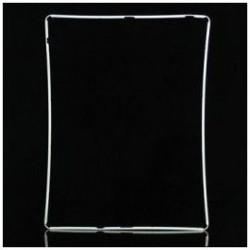 Joint de vitre blanc glass tactile pour Ipad 2 blanc