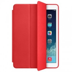 Etui Smart Case pour Apple Ipad Air Rouge