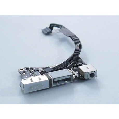 "Apple MacBook Air 11"" A1370 2011 - DC IN Jack Power Audio Board 820-3053-A"