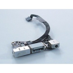 """DC IN USB Jack Power Audio Board 820-2827-B pour Apple MacBook Air 11"""" A1370 2010"""