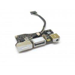 661-5792 Macbook air 13 DC IN USB Jack Power Audio Board 820-2869-B - A1369 2010