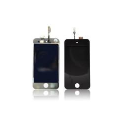 Vitre Tactile et écran LCD HD Rétina Origine Apple Ipod Touch 5 noir +vitre verre trempé