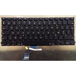 "Clavier Français Apple Macbook pro 13"" Rétina 2012 - A1425"