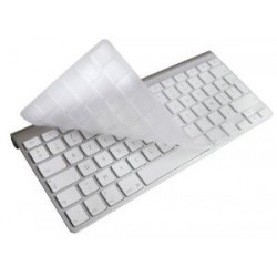 Protection transparente clavier Azerty pour clavier Apple sans fil bluetooth