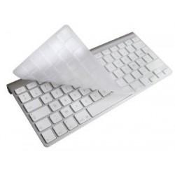 Protection transparente clavier Azerty pour clavier Apple sans fil bluetooth