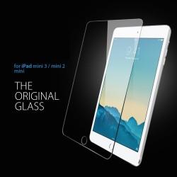 iPad mini 1 et Rétina - Vitre de protection verre Trempé 0.3mm 9H protecteur d'écran