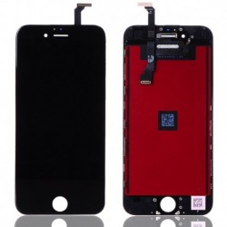 """Vitre et LCD Assemblé Noir Apple iPhone 6 plus 5,5"""" + outils + film verre trempé"""