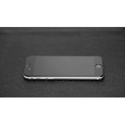 Etui carbone noir Horizontal Iphone 5
