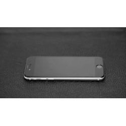 Protection d'écran Noir iPhone 6S / 6 CORE Verre Trempé Incurvé 3D