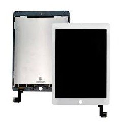 Vitre et lcd iPad Air 2 blanche A1566 A1567