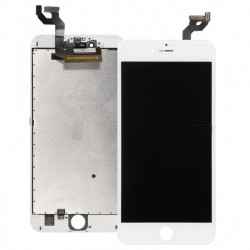 "Vitre et LCD Assemblé Blanc Apple iPhone 6S plus 5,5"" Etui offert - A1687"
