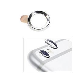"""Verre Caméra Lens Cover Bague Silver Pour iPhone 6 & 6S 4.7"""""""