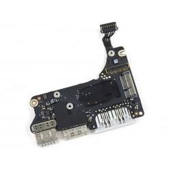 "Carte Usb 3 HDMI SD XC Macbook Pro Retina 13"" A1425 820-3199-A"