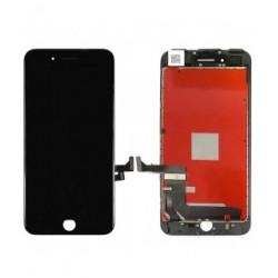 iPhone 7 Plus - Vitre et LCD Assemblé Noir + vitre verre trempé - A1784