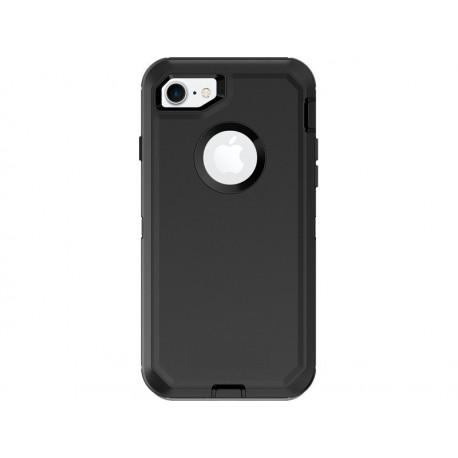iphone 7 et 8 plus noir defender coque antichocs