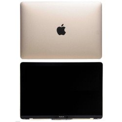 "Ecran complet Macbook 12"" A1534 Gold Or 2015 2016 2017"