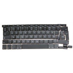Kit 79 touches clavier Azerty AP02 Macbook pro A1278 A1286 A1297