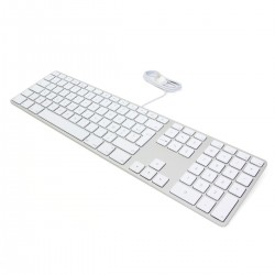 MB110F/B A1243 Clavier Apple USB USB AZERTY Français