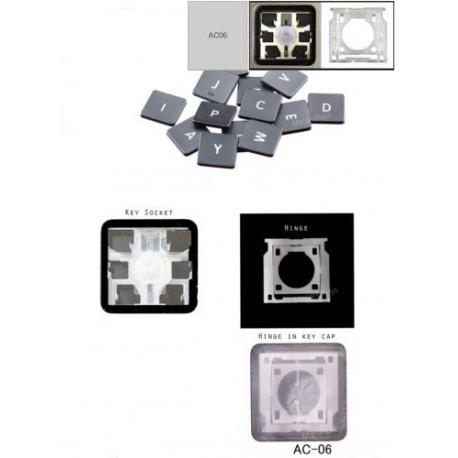 "Kit de 79 clips mecanismes clavier AC06 Macbook Air 11/13"" Retina 13/15"""