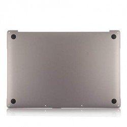 "Bottom case coque du bas macbook 15"" A1707 Touchbar Gris Sideral"