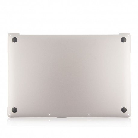 "Bottom case coque du bas macbook 15"" A1707 Touchbar Silver Argent"