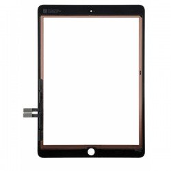 Vitre tactile Noire pour iPad 6ème génération (A1954, A1893)