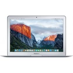 Macbook Air 13 pouces de 2015 Core i7 cadencé à 2,2ghz avec 8 Go de ram et un SSD PCIe de 128 Go.