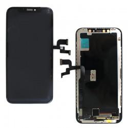 Ecran OLED + Vitre tactile pour iPhone X noir