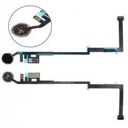 Bouton home noir et nappe iPad 5/6 A1822 A1823 A1893 A1954